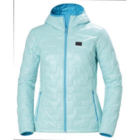Helly Hansen Lifaloft Hooded Insulator Jacket Damen blue tint